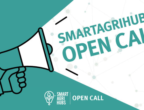NEWS | SmartAgriHubs Open Call – Respond to COVID-19