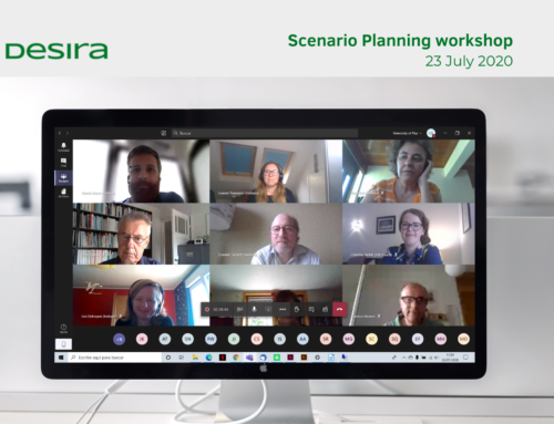 NEWS   Setting the ground for the DESIRA Scenario Planning