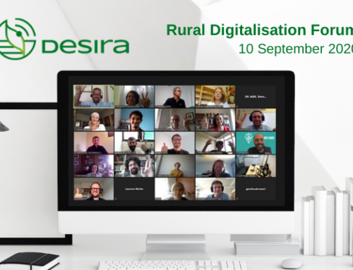 ARTICLE | The first meeting of the Rural Digitalisation Forum