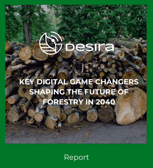 Key digital game changers shaping the future of forestry
